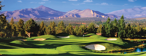 At Eagle Crest Resort, links lovers are never far from their favorite past time